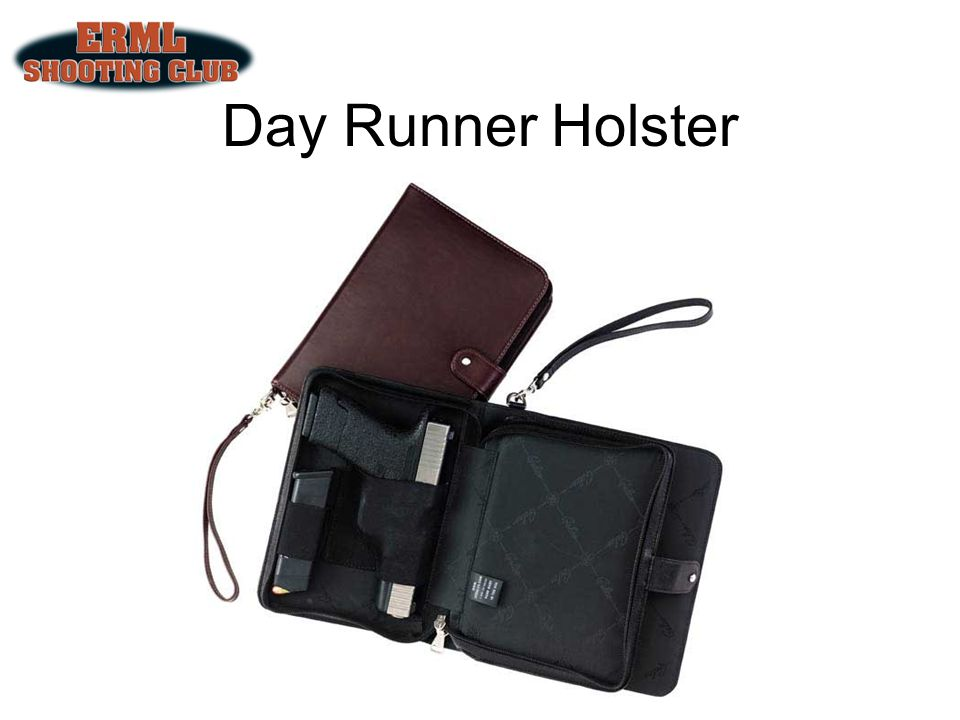 Day Runner Holster