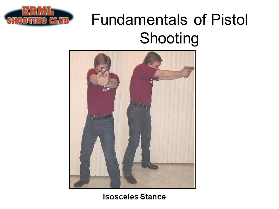Fundamentals of Pistol Shooting