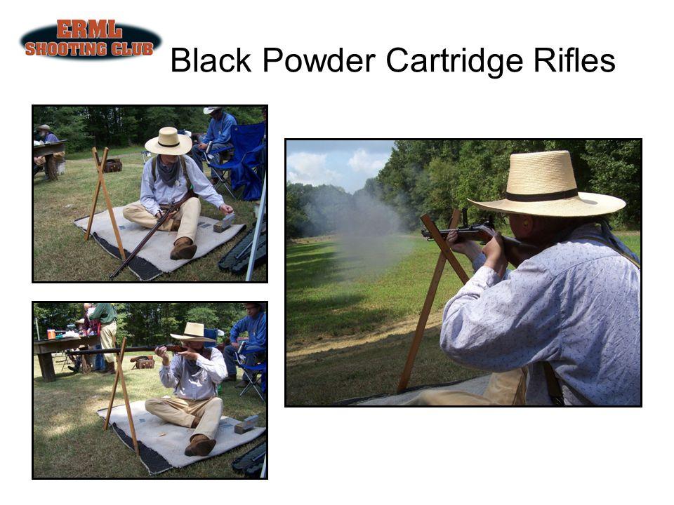 Black Powder Cartridge Rifles