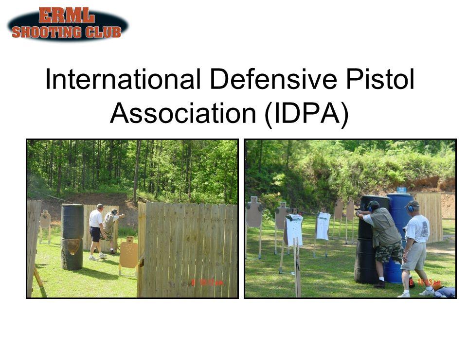 International Defensive Pistol Association (IDPA)