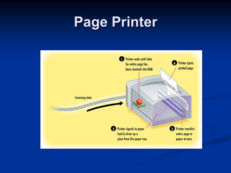 Page Printer