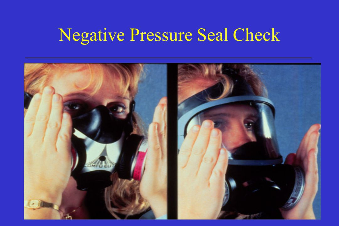 Negative Pressure Seal Check