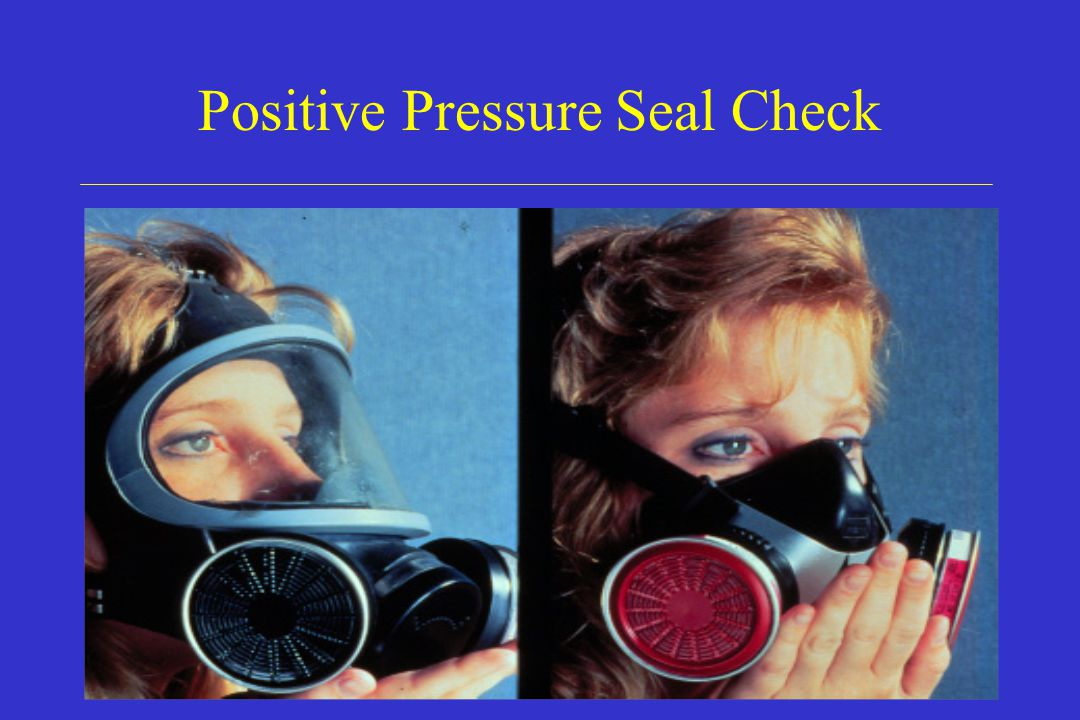 Positive Pressure Seal Check