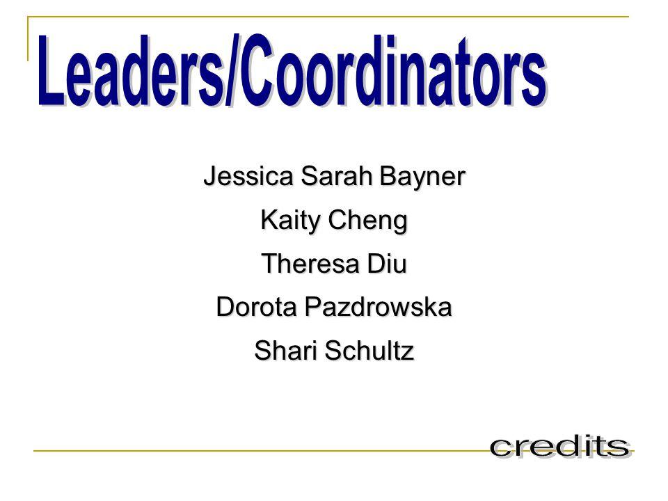 Leaders/Coordinators