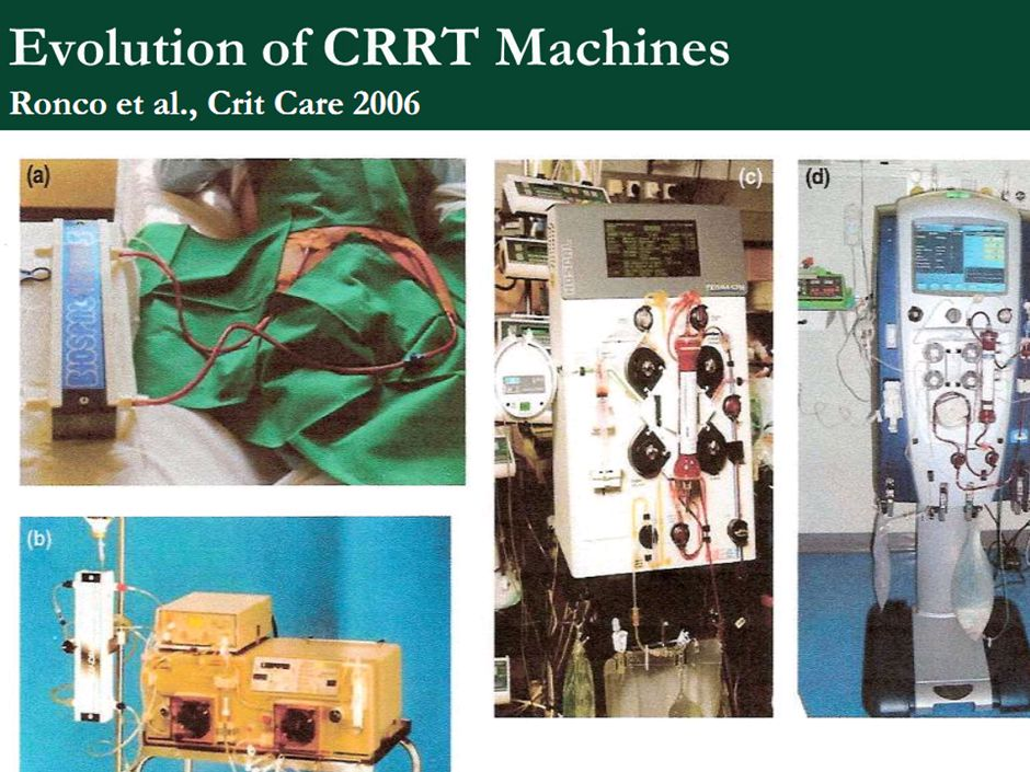 My CRRT Machine Safety Performance User friendly