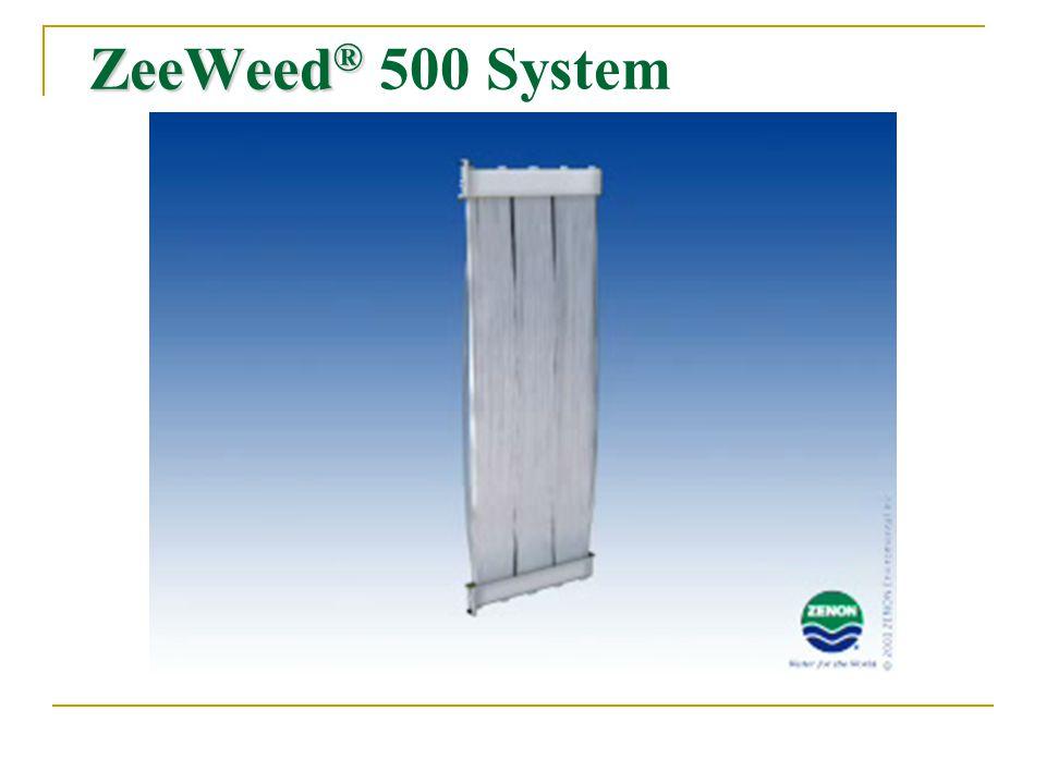 ZeeWeed® 500 System