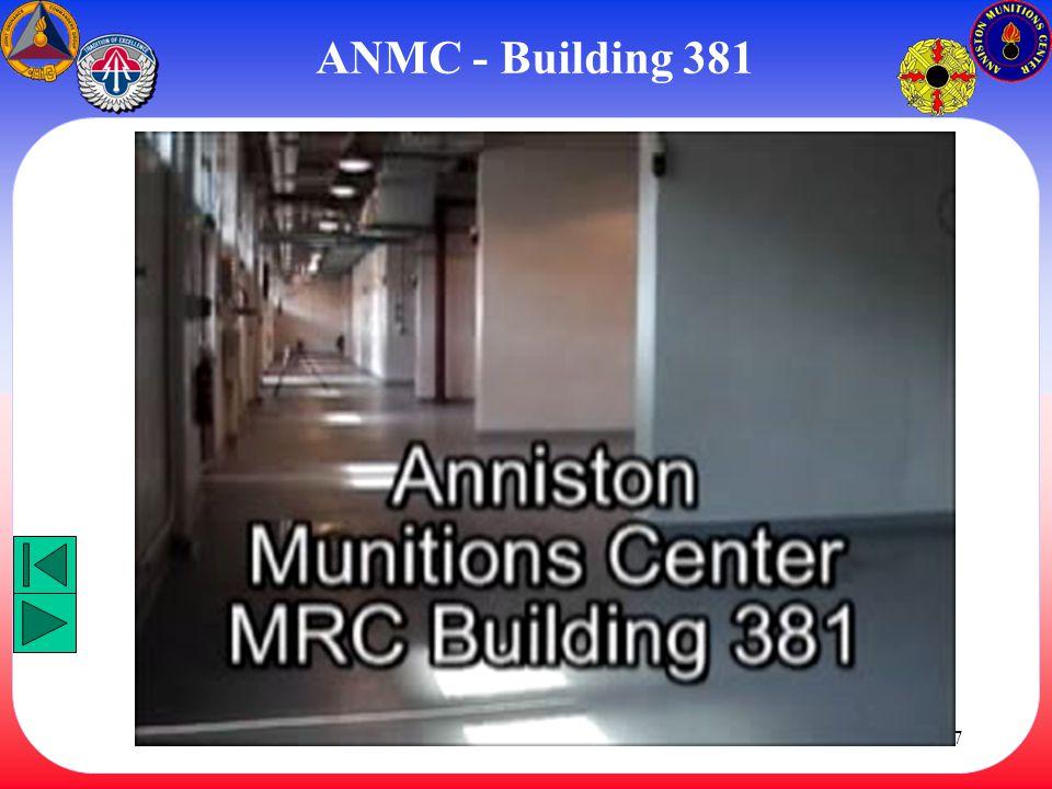 ANMC - Building 381