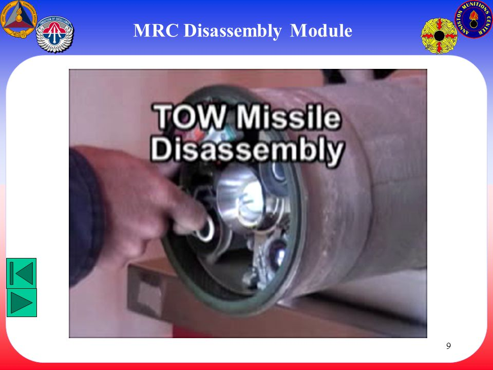 MRC Disassembly Module