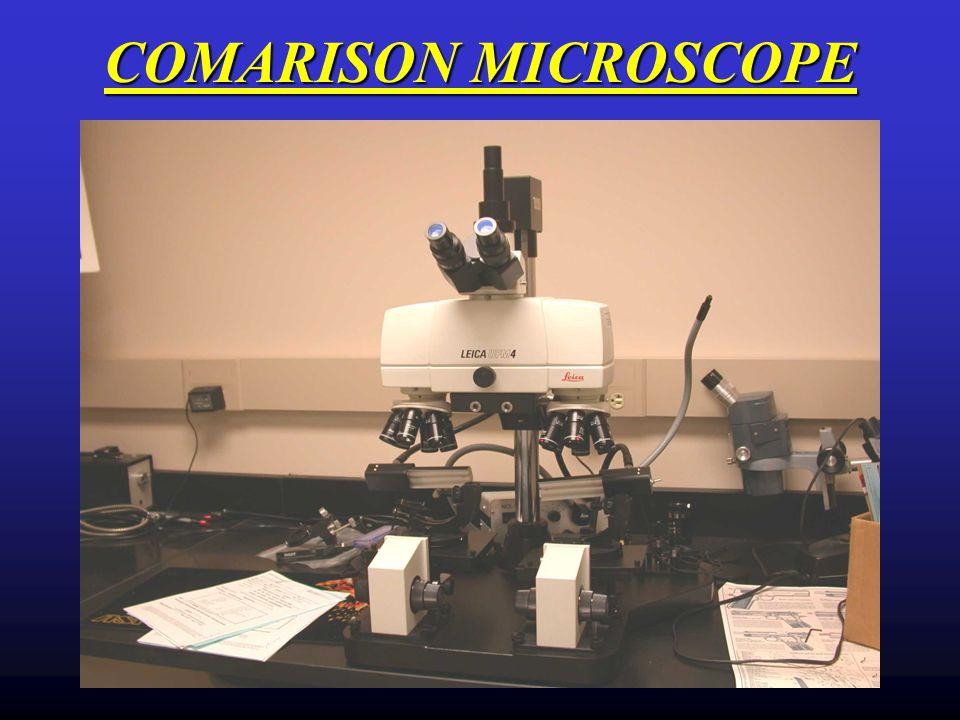 COMARISON MICROSCOPE