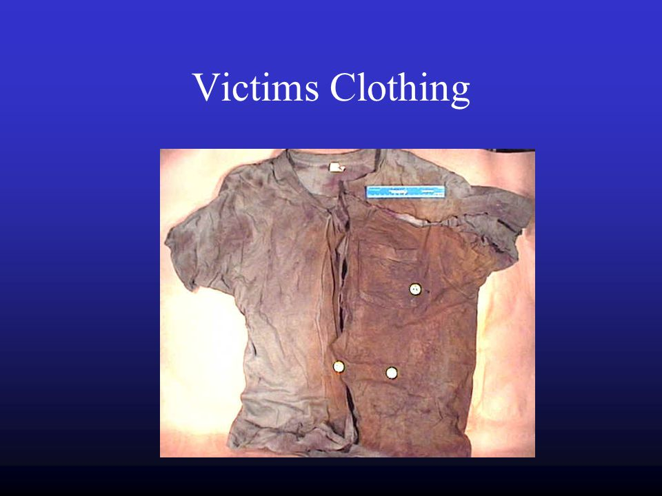 Victims Clothing