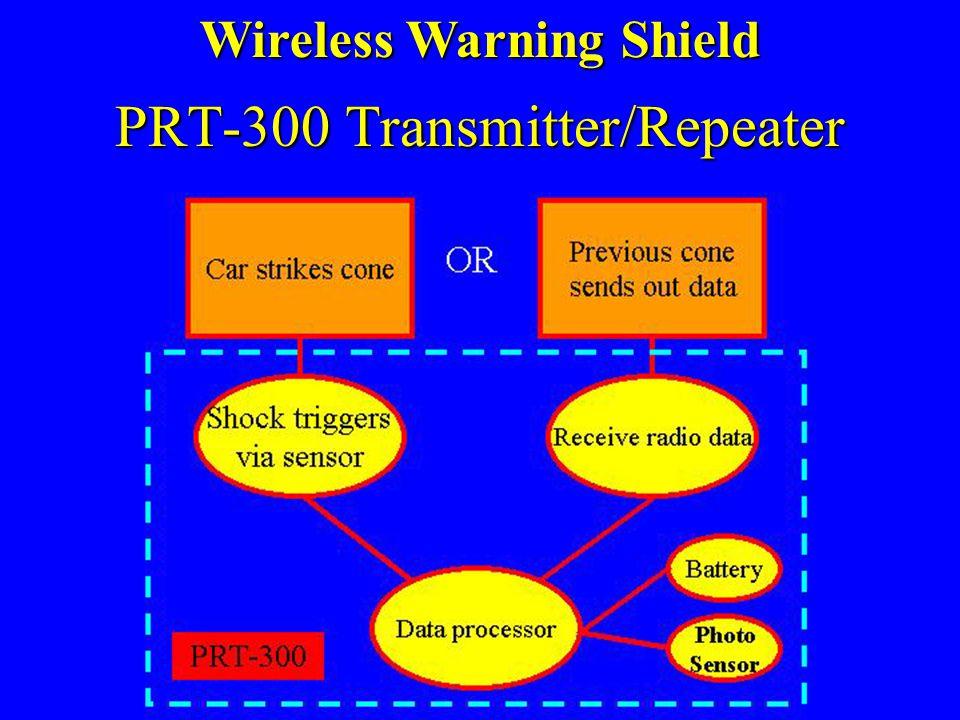 PRT-300 Transmitter/Repeater
