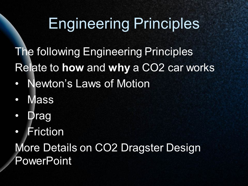 Engineering Principles