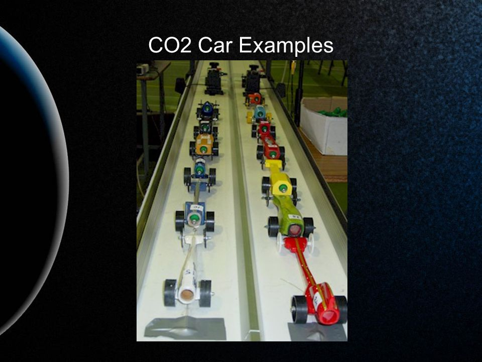 CO2 Car Examples