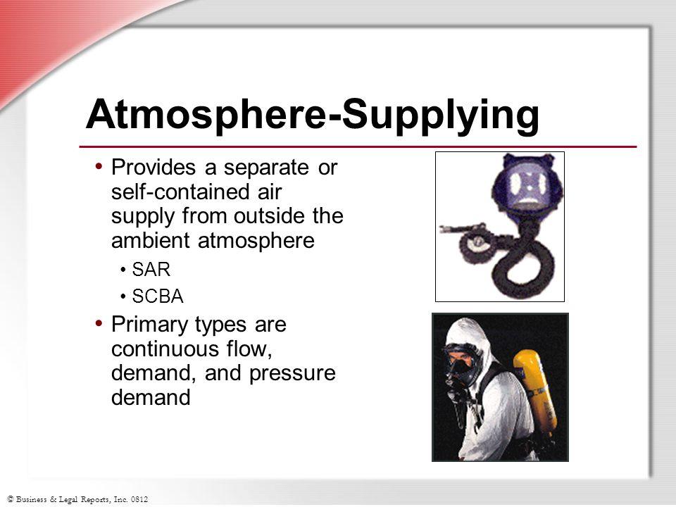 Atmosphere-Supplying