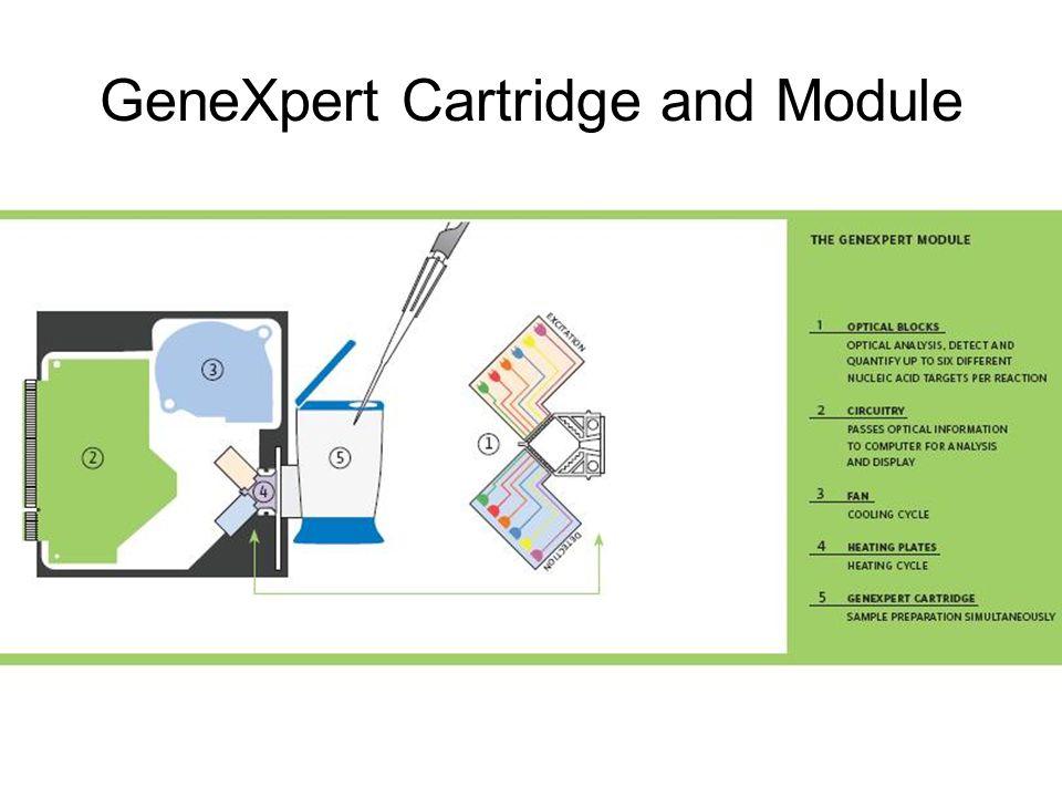 GeneXpert Cartridge and Module