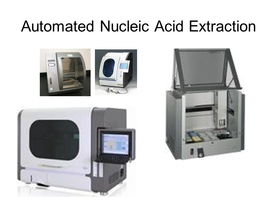 Automated Nucleic Acid Extraction