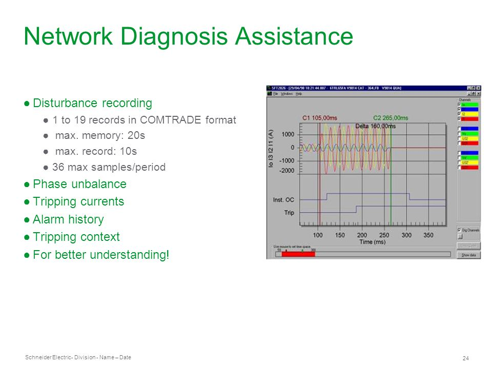 Network Diagnosis Assistance