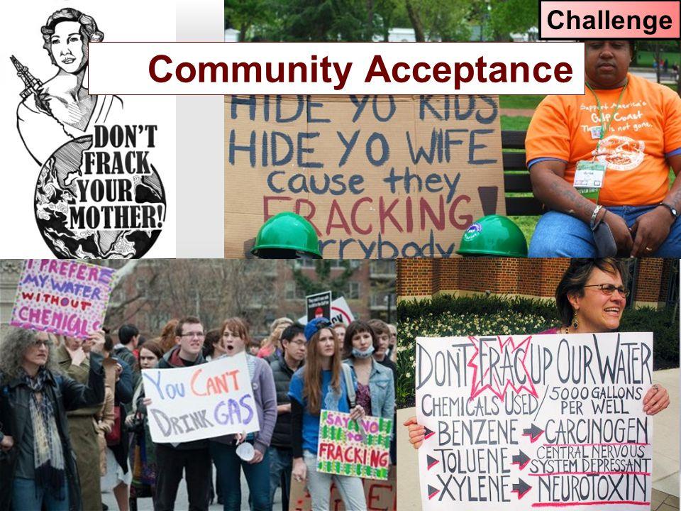 Challenge Community Acceptance
