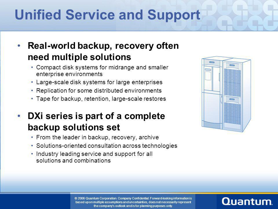 Unified Service and Support