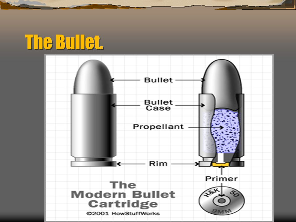 The Bullet.