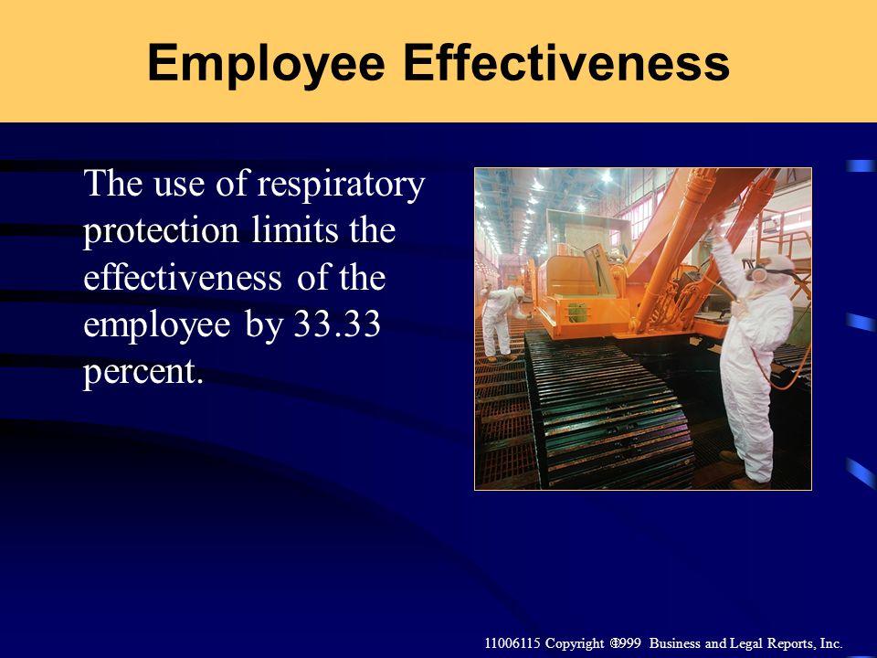 Employee Effectiveness