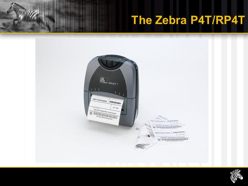 The Zebra P4T/RP4T