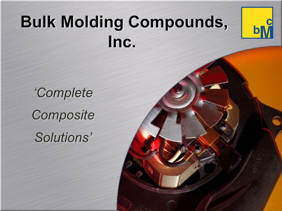 Bulk Molding Compounds, Inc.