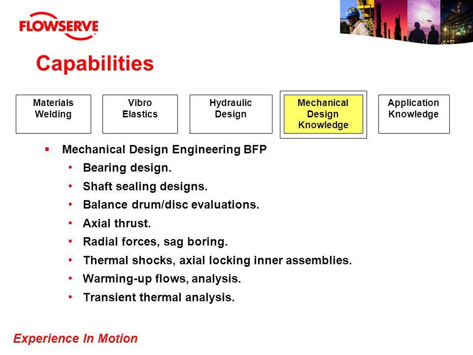 Mechanical Design Knowledge Application Knowledge