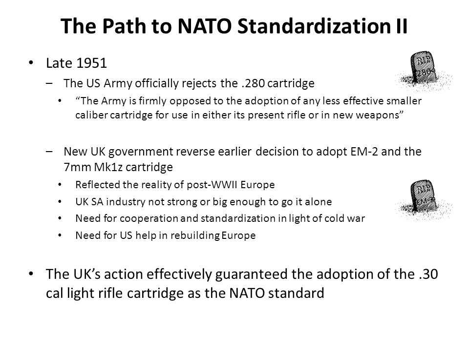 The Path to NATO Standardization II