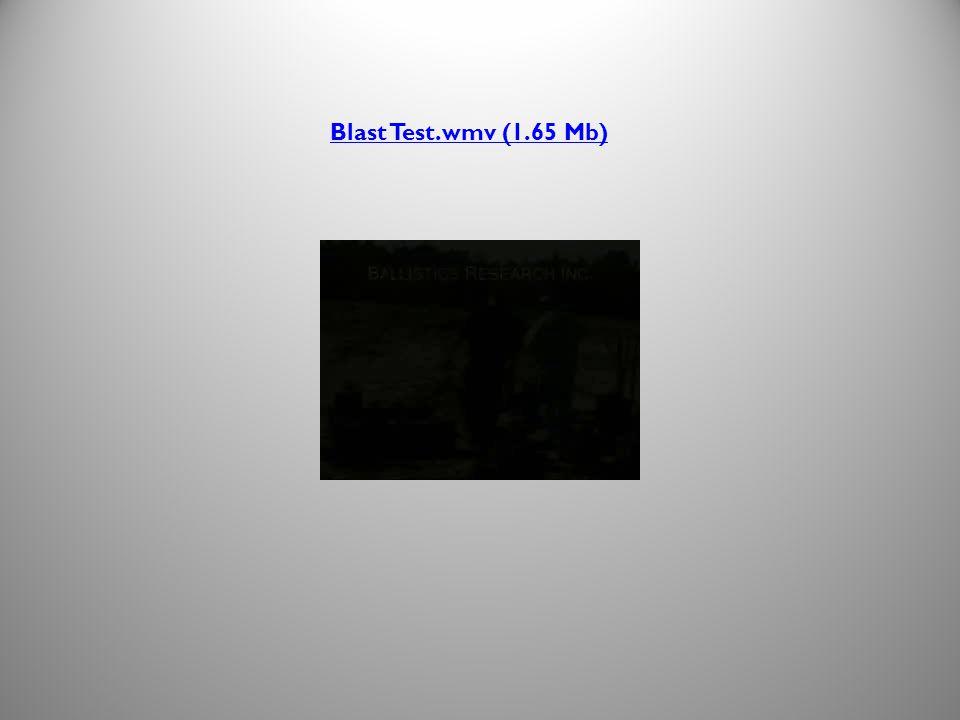 Blast Test.wmv (1.65 Mb)