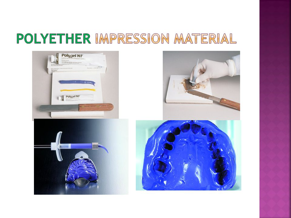 Polyether Impression material