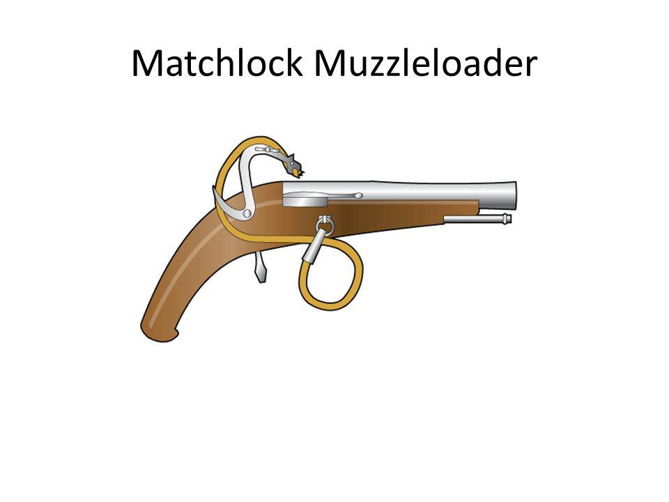 Matchlock Muzzleloader
