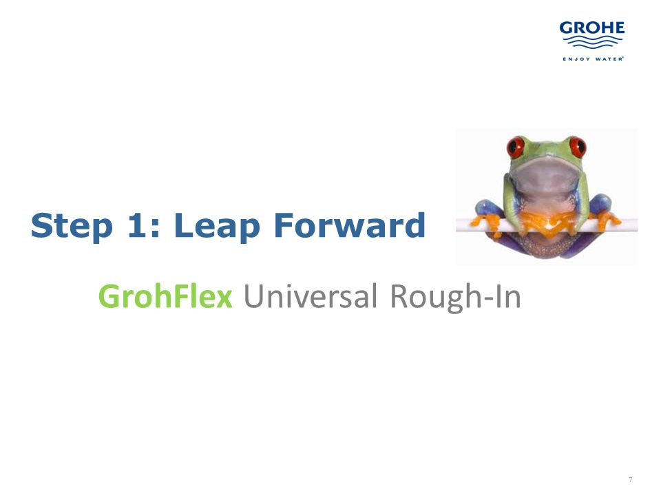 GrohFlex Universal Rough-In