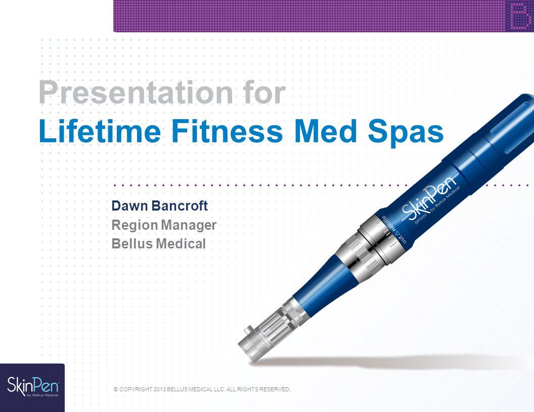 Lifetime Fitness Med Spas