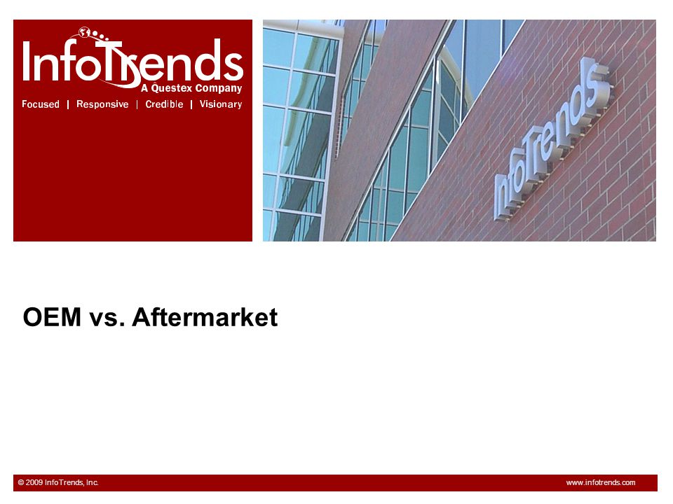 OEM vs. Aftermarket