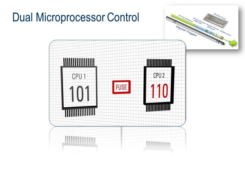 Dual Microprocessor Control