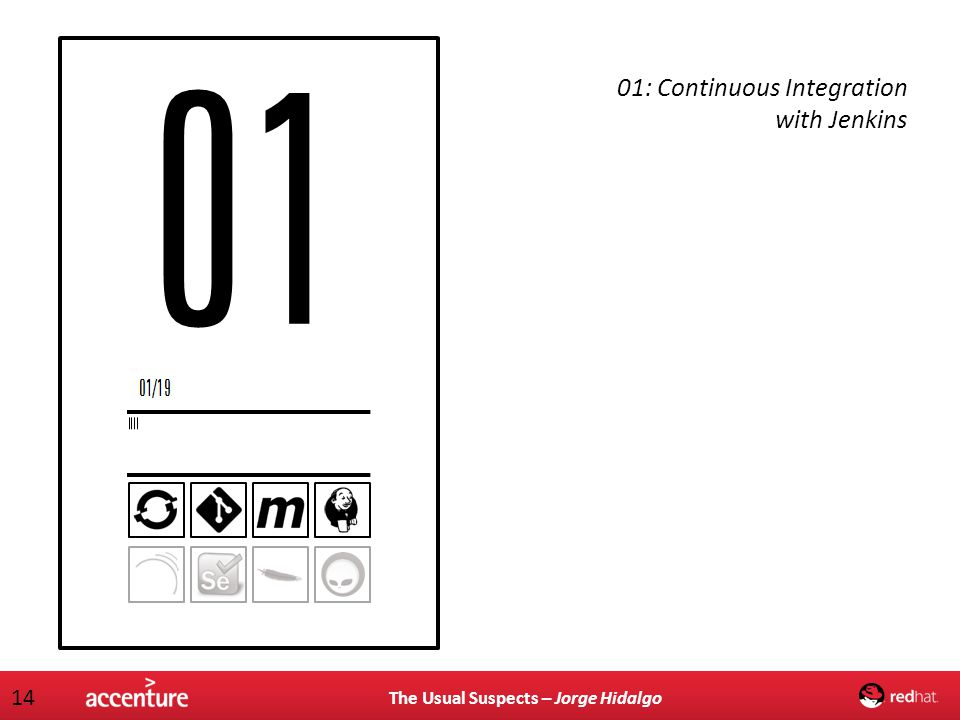 01: Continuous Integration with Jenkins