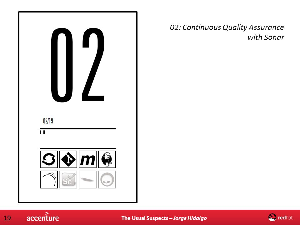 02: Continuous Quality Assurance with Sonar