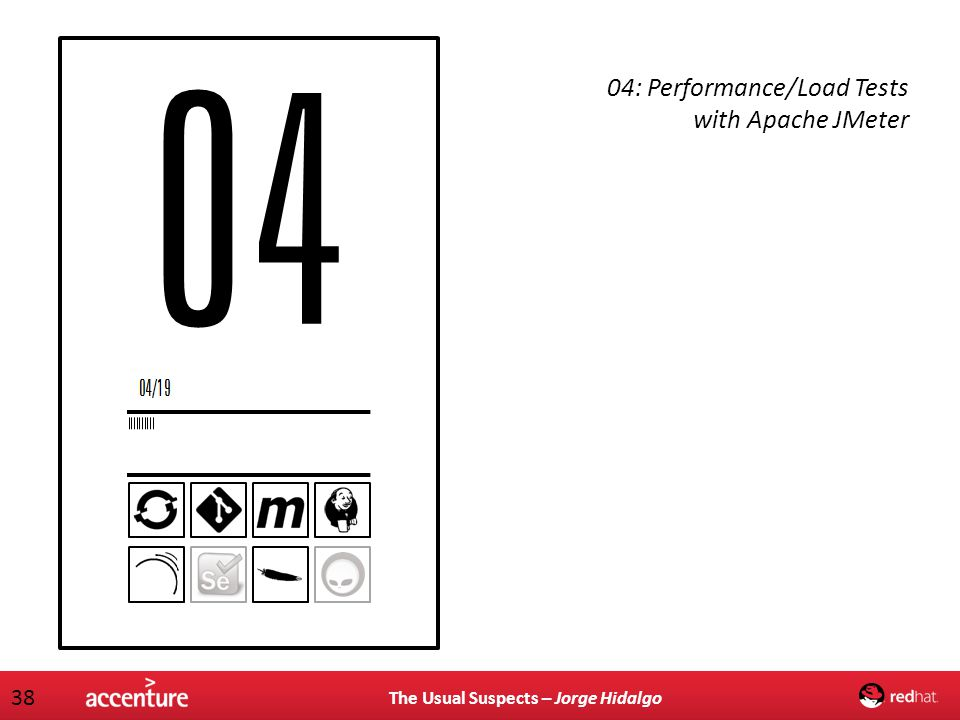 04: Performance/Load Tests with Apache JMeter