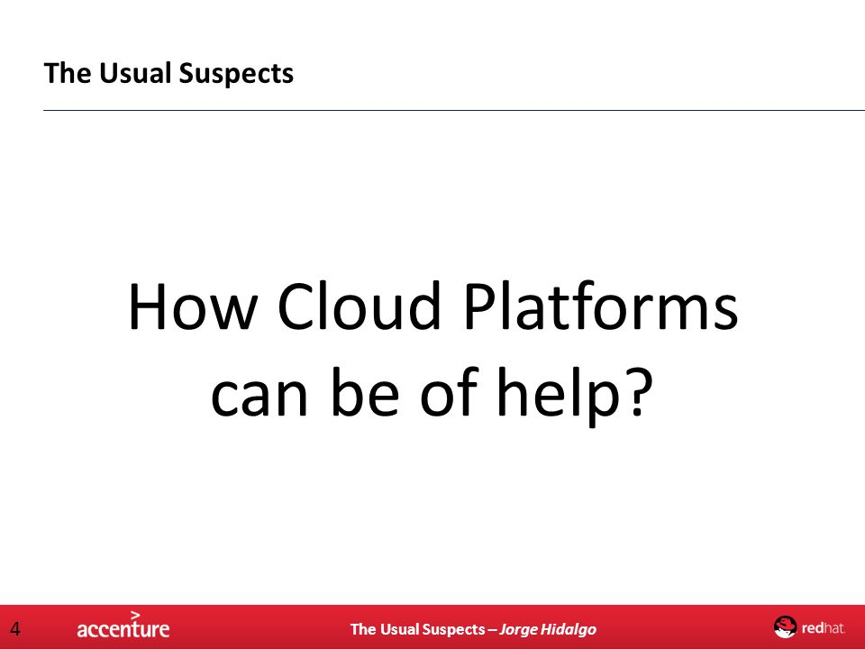 How Cloud Platforms can be of help