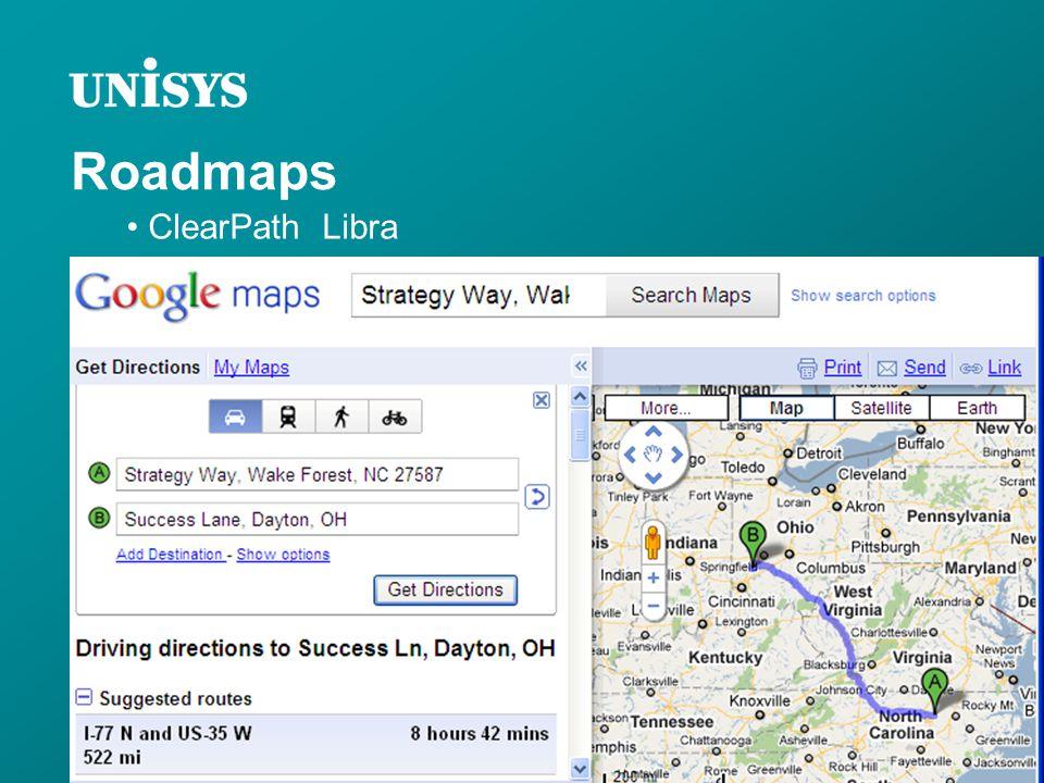 Roadmaps ClearPath Libra