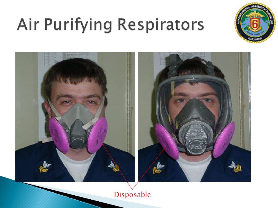 Air Purifying Respirators