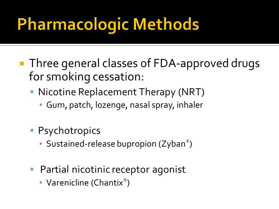 Pharmacologic Methods