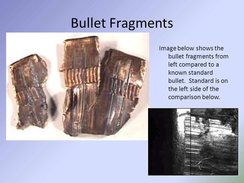 Bullet Fragments