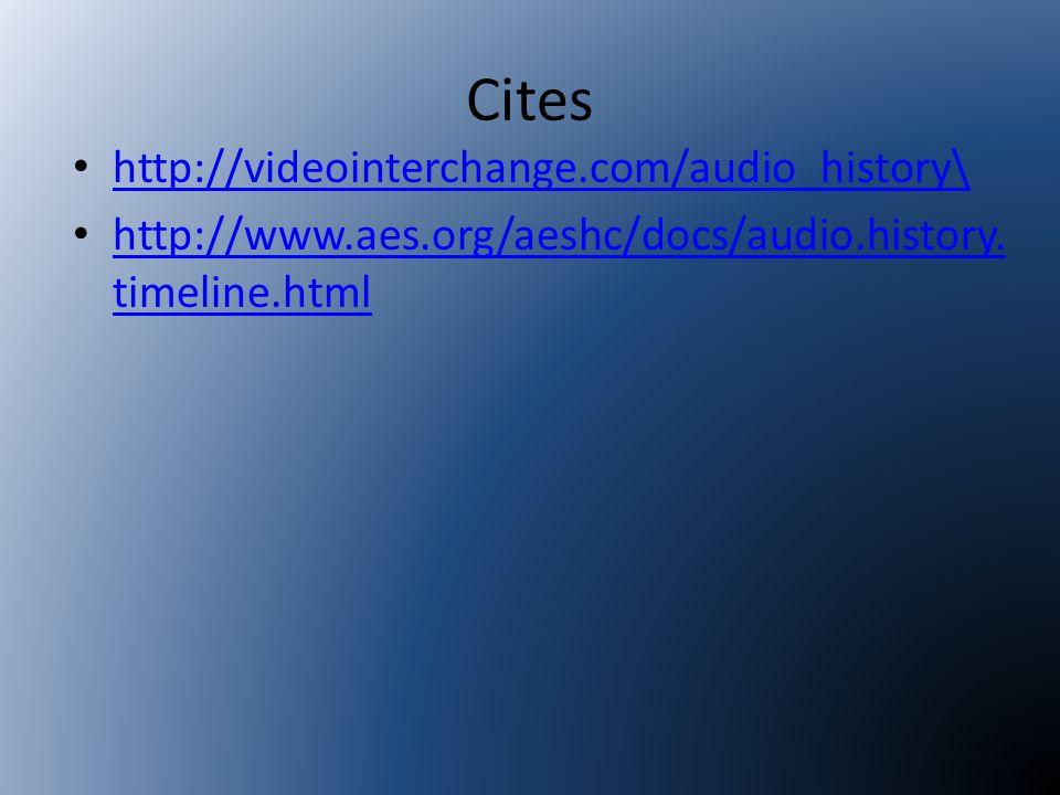 Cites http://videointerchange.com/audio_history\