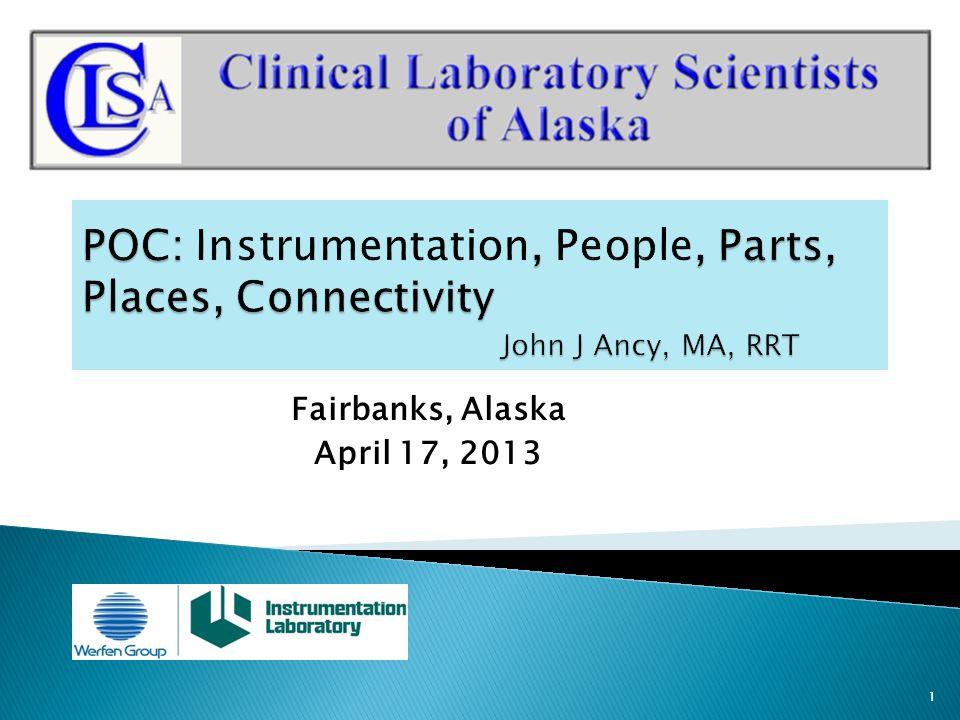 Fairbanks, Alaska April 17, 2013