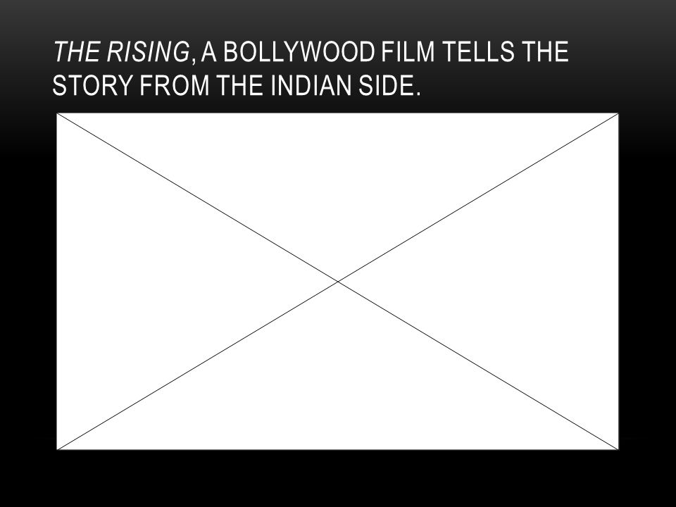 The Rising, a Bollywood film tells the story from the Indian side.