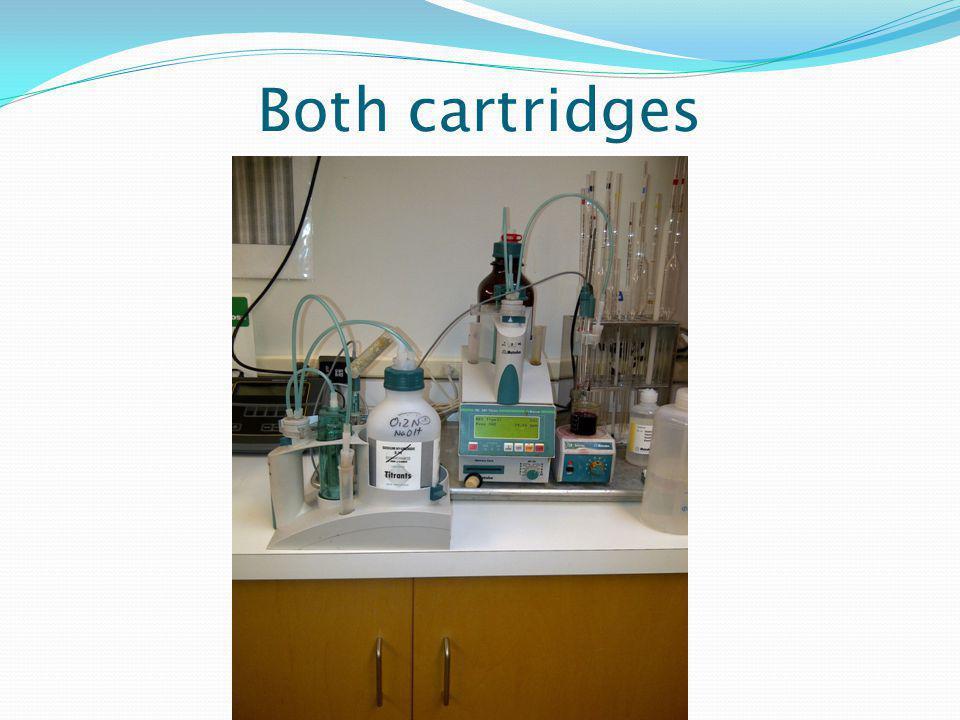 Both cartridges