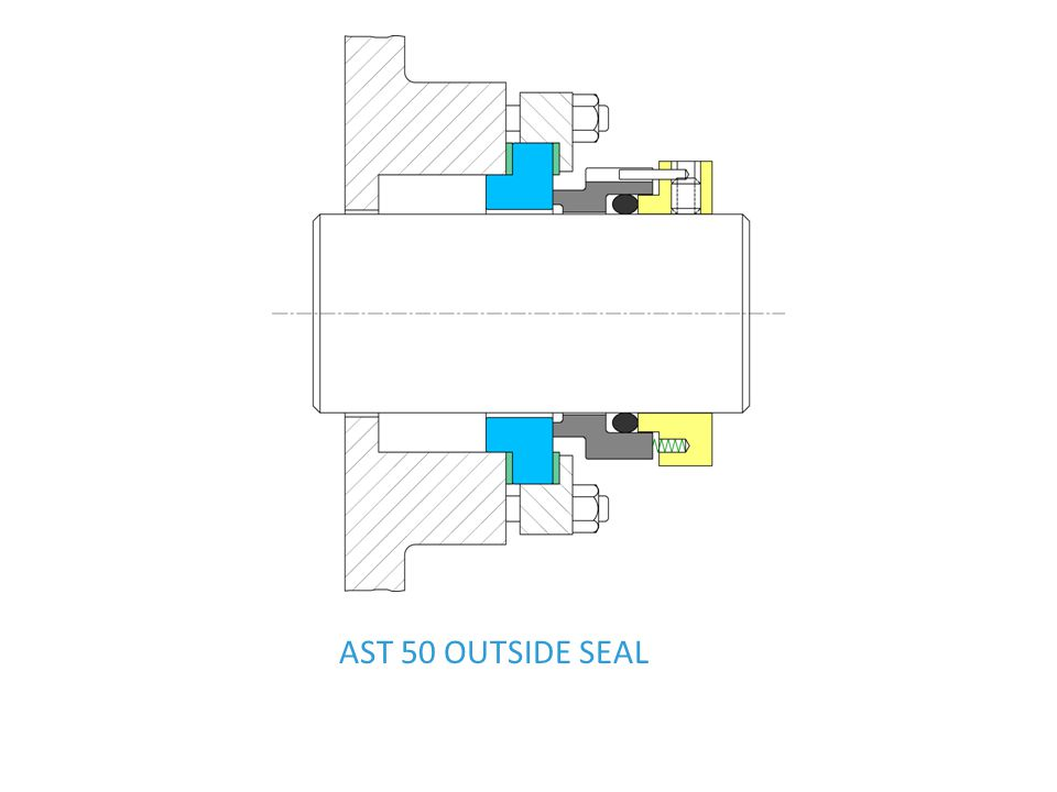 AST 50 OUTSIDE SEAL
