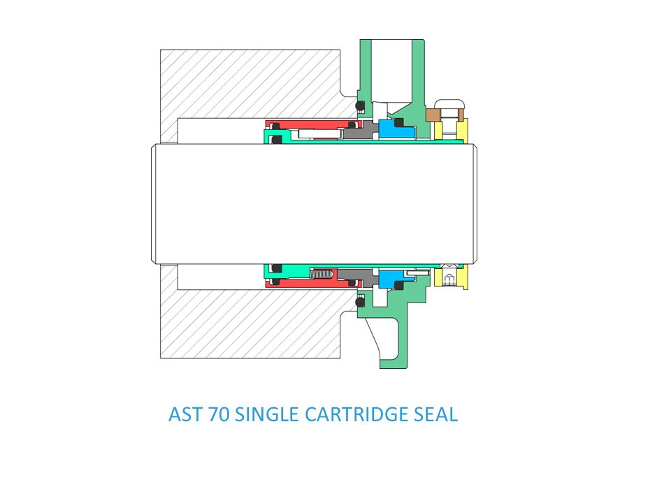 AST 70 SINGLE CARTRIDGE SEAL
